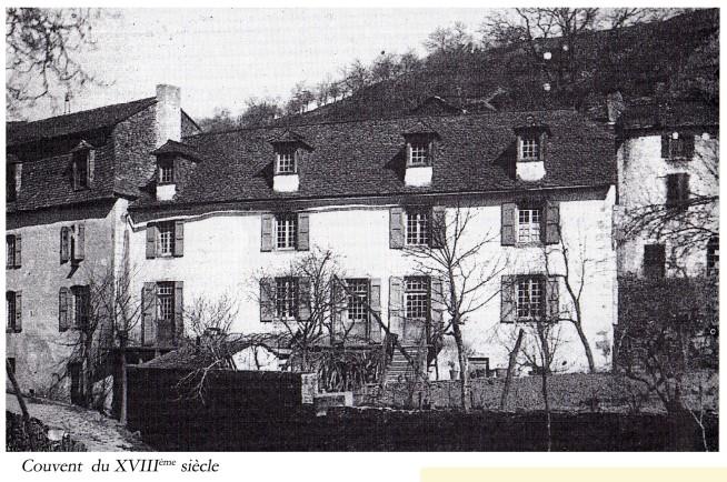 Coupiac ancien couvent