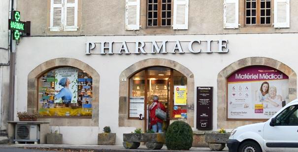 Coupiac pharmacie